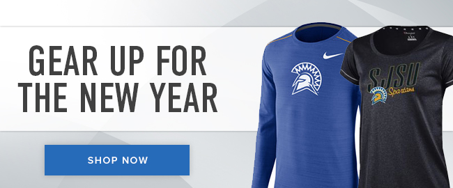 Picture of shirts. Gear up for the new year. Click to shop now.