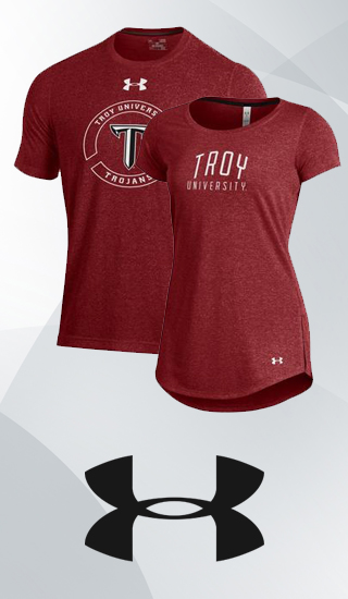 Picture of shirts. Click to shop Under Armour.