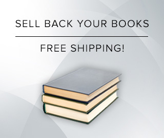 Picture of books. Click to sell back your books. Free shipping!